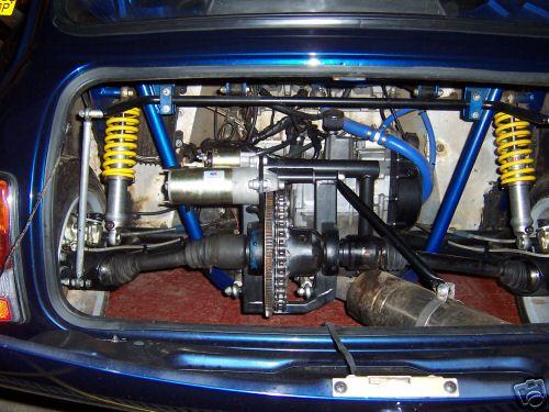 Fully restored mini with Hayabusa Engine 185bhp 060 in 3 secs ebay z cars